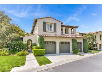 Valencia Condo/Townhouse For Sale: 26831 Pinehurst Drive