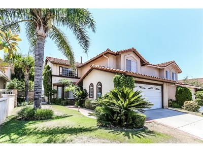 Porter Ranch Single Family Home For Sale: 19754 Turtle Springs Way