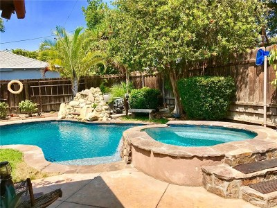Los Angeles County Single Family Home For Sale: 4740 Ventura Canyon Avenue