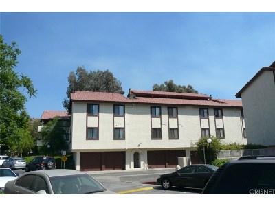 Canyon Country Condo/Townhouse For Sale: 28029 Sarabande Lane #1226