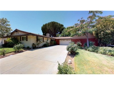 Canyon Country Single Family Home For Sale: 27911 Arcay Avenue