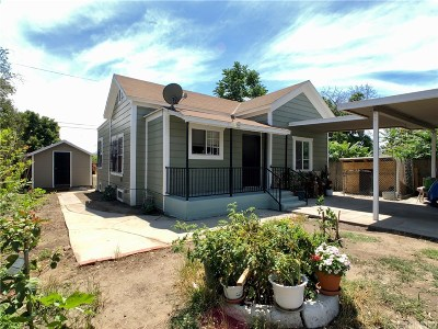 Los Angeles Single Family Home For Sale: 9546 Graham Avenue