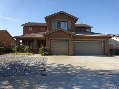 Lancaster Single Family Home For Sale: 6531 West Avenue L7