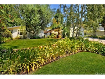 Woodland Hills Single Family Home For Sale: 5620 Valerie Avenue