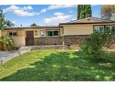 West Hills Single Family Home For Sale: 6637 Woodlake Avenue