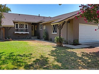 Reseda Single Family Home For Sale: 7444 Donna Avenue
