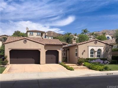 Porter Ranch Single Family Home For Sale: 20233 Via Madrigal