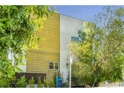 North Hollywood CA Condo/Townhouse Sold: $670,000