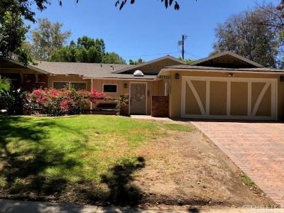 Woodland Hills Rental For Rent: 23152 Bigler Street