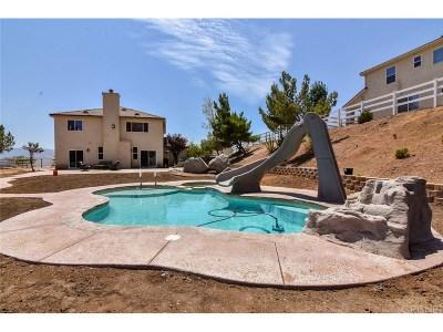 Acton Single Family Home For Sale: 34560 Aspen Street
