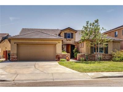 Rosamond Single Family Home For Sale: 3016 Desert Moon Avenue