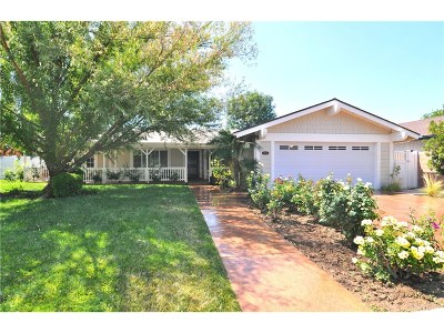 West Hills Single Family Home For Sale: 23218 Ingomar Street