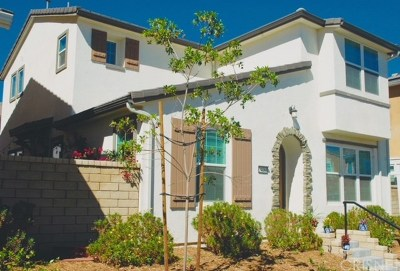 Valencia Single Family Home For Sale: 24285 Verdugo Circle