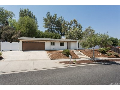 Thousand Oaks Single Family Home For Sale: 869 Yorkshire Avenue