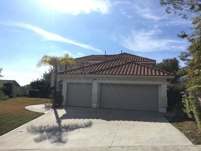 West Hills Single Family Home For Sale: 24542 Stonegate Drive