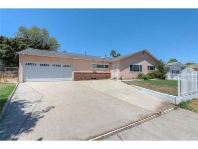 Tarzana Single Family Home For Sale: 5657 Wilbur Avenue