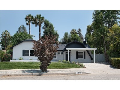 West Hills Single Family Home For Sale: 6514 Capistrano Avenue