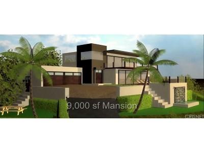 Tarzana Single Family Home For Sale: 4631 Caritina Drive