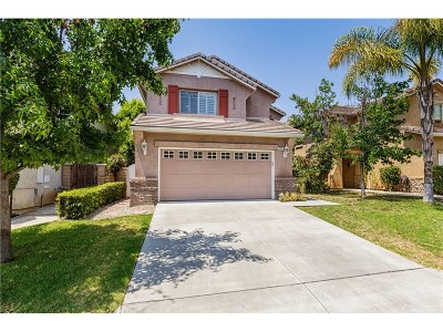 Simi Valley Single Family Home For Sale: 531 Shadow Lane
