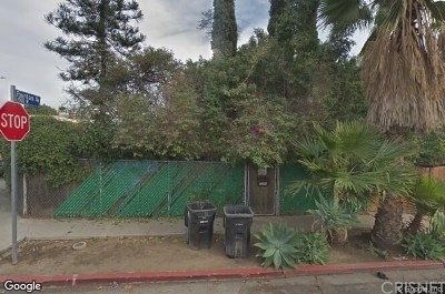 Hollywood Single Family Home For Sale: 1256 North Sycamore Avenue