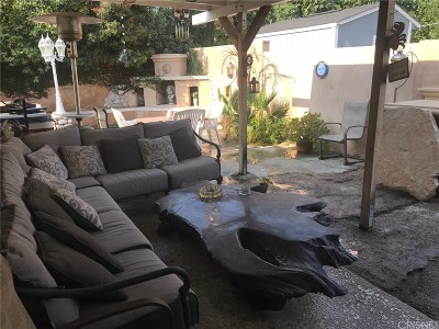 Canoga Park Single Family Home For Sale: 21811 Elkwood Street