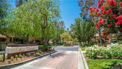 Valencia Condo/Townhouse For Sale: 25847 McBean Parkway #22
