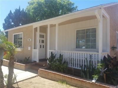 Lake Balboa CA Single Family Home For Sale: $639,900