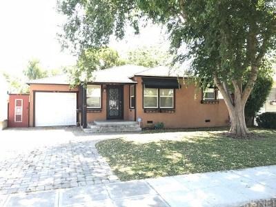 Burbank Single Family Home For Sale: 1440 North Ontario Street