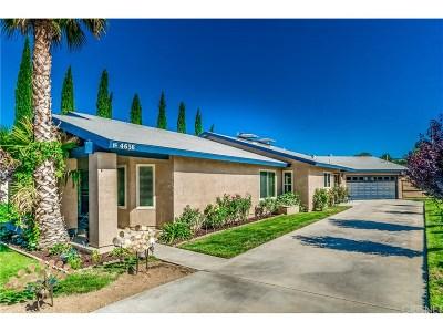 Quartz Hill CA Single Family Home For Sale: $399,000