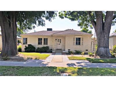 Reseda Single Family Home For Sale: 6939 White Oak Avenue