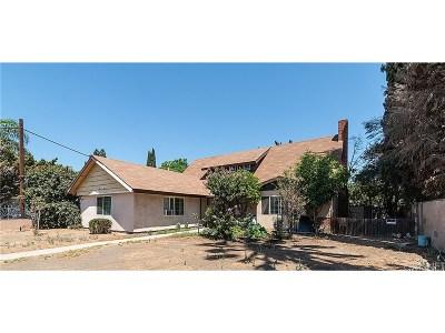 Single Family Home For Sale: 15015 Devonshire Street
