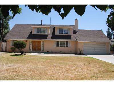 Porter Ranch Single Family Home For Sale: 10730 Baird Avenue