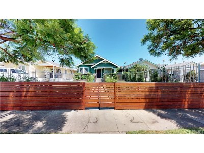 Los Angeles Single Family Home For Sale: 128 North Ardmore Avenue
