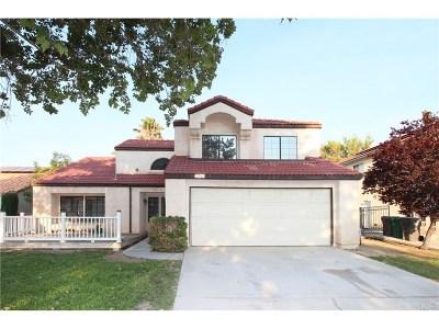 Lancaster Single Family Home For Sale: 44232 Soft Avenue