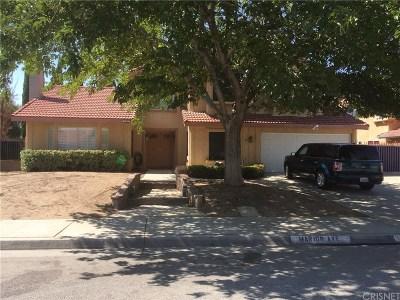 Lancaster Single Family Home For Sale: 1528 Marion Avenue