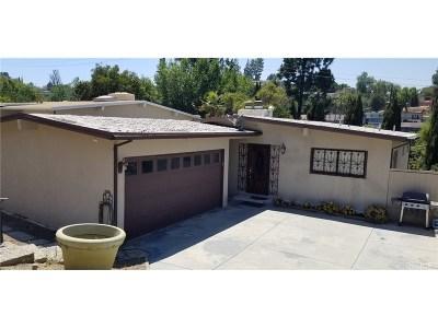 Woodland Hills Rental For Rent: 5315 De Roja Avenue