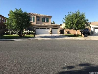 Lancaster Single Family Home For Sale: 5772 West Avenue J14