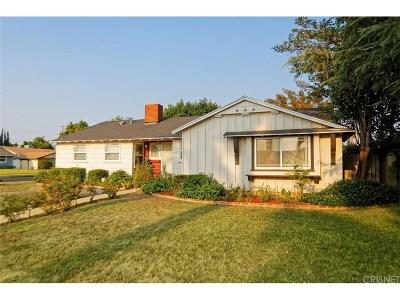 Single Family Home For Sale: 10522 Halbrent Avenue