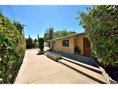 Woodland Hills Single Family Home For Sale: 5651 Ponce Avenue