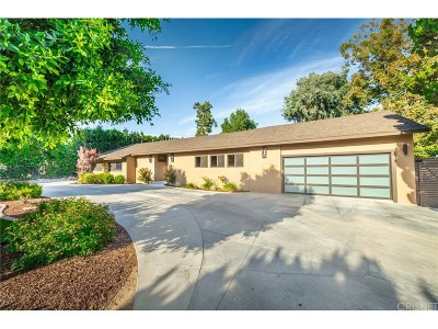 Northridge Single Family Home For Sale: 8924 Enfield Avenue