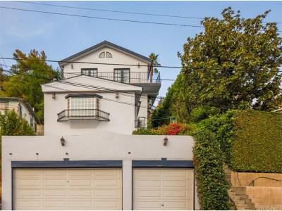 Single Family Home For Sale: 2482 Cheremoya Avenue
