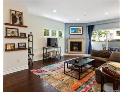 Los Angeles Condo/Townhouse For Sale: 1726 South Bentley Avenue #101