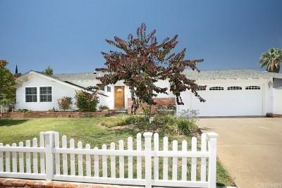 Canoga Park Single Family Home For Sale: 8541 Vassar Avenue