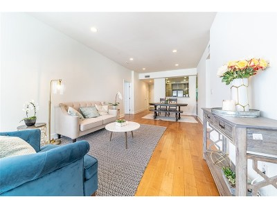 Los Angeles County Condo/Townhouse For Sale: 1235 Granville Avenue #PH3
