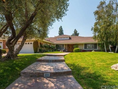 Porter Ranch Single Family Home For Sale: 19520 Bermuda Street
