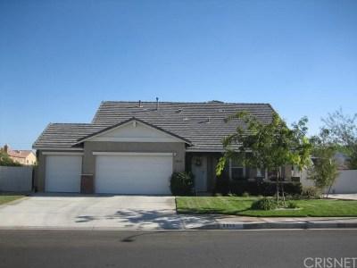 Lancaster Single Family Home For Sale: 5800 West Avenue K14
