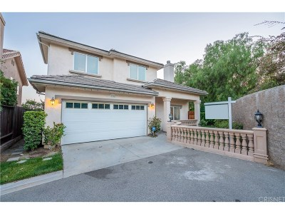 Sylmar Single Family Home For Sale: 11867 Hoyt Lane