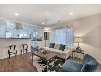 Los Angeles Single Family Home For Sale: 4762 West 23rd Street