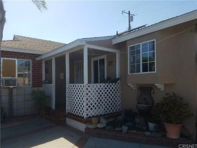 Arleta Single Family Home For Sale: 13629 Kamloops Street