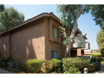 Simi Valley Condo/Townhouse For Sale: 4553 Alamo Street #C
